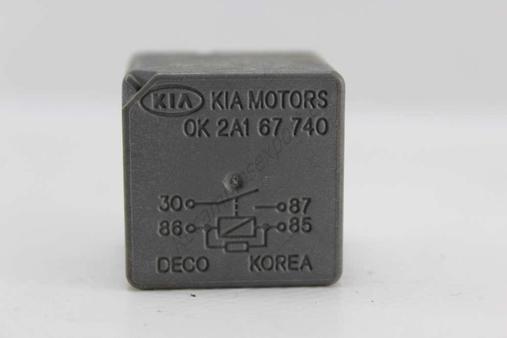Rele Kia 0K2A167740 0K 2A1 67 740