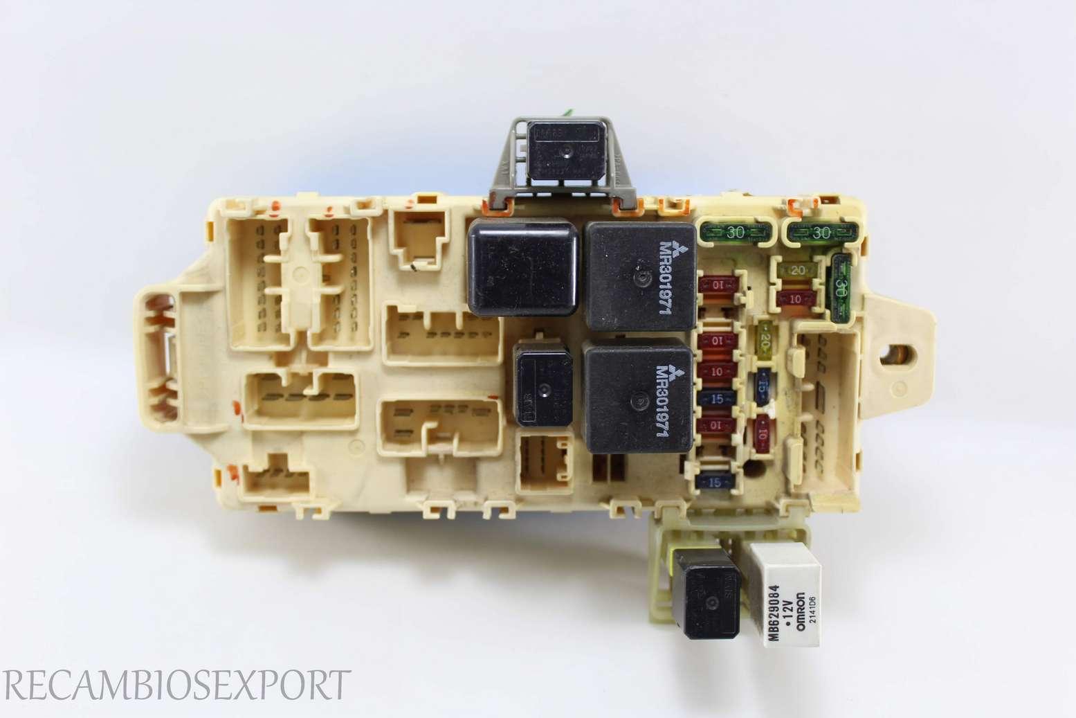 Cajas magnetotrmicos Delux Caja de fusibles para montaje en pared ...