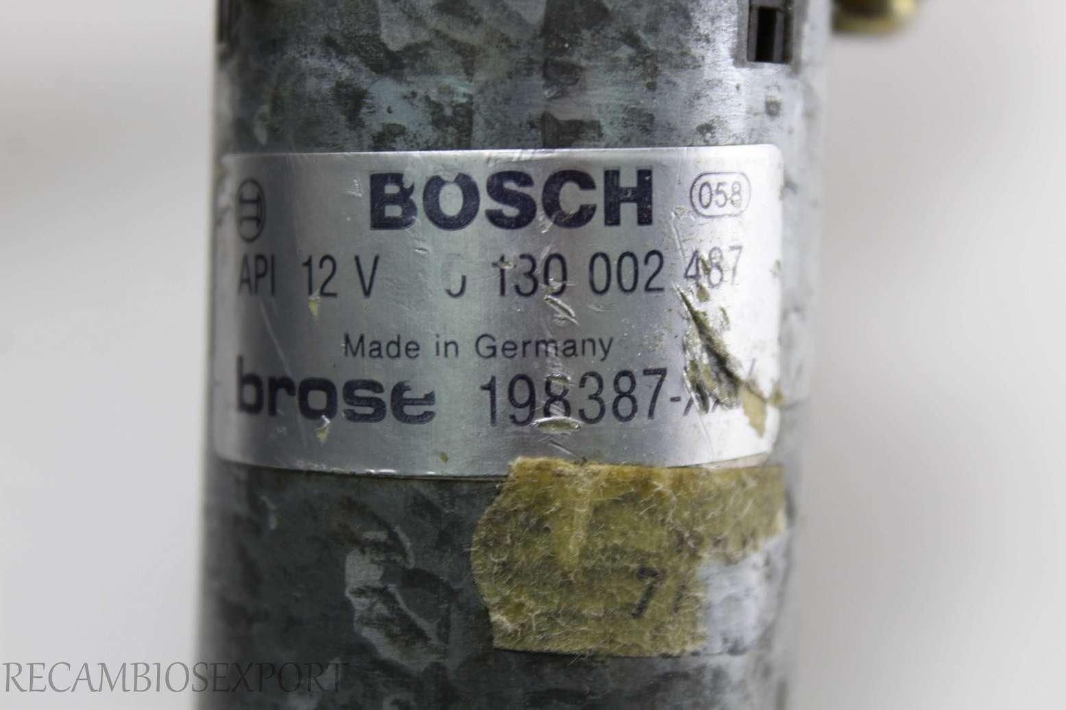 Brose Vs Bosch